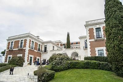 La Casa de Velázquez