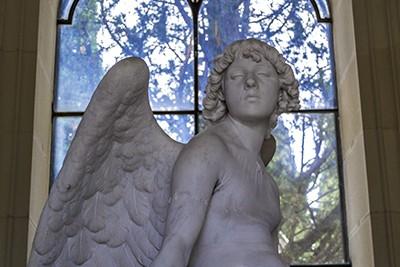 El cementerio Sacramental de San Isidro